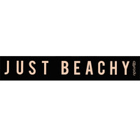 RIP CURL Just Beachy Sticker | Stickers