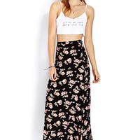 Down-To-Earth Maxi Skirt