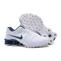 Nike Shox Current Woman Men Fashion Breathable Sneakers Sport Shoes