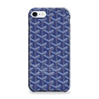GOYARD PARIS BLUE PATTERN iPhone 6 Plus | iPhone 6S Plus Case