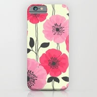 PATTERNFLOWER 2 iPhone & iPod Case by Ylenia Pizzetti