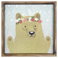 Bear Framed Art - Pillowfort™