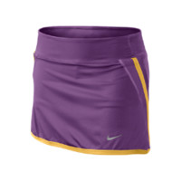 Nike New Boarder Girls' Tennis Skirt - Bright Grape