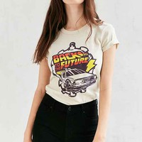 Junk Food Back To The Future Tee