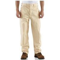 Carhartt Drill Double Front Work Dungaree Pant - Men's