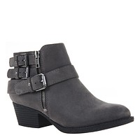 MADELINE - SNOWFLAKE in NEW PEWTER Ankle Boots
