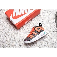 Nike Air More Uptempo GS What The 90s Basketball Shoes