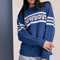 Mitchell & Ness NFL Crew-Neck Sweater - Urban Outfitters