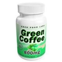 Green Coffee Extract 800mg, Highest Quality, 120 Capsules, Natural Weight Loss, 50% Chlorogenic Acid, 800mg Per Serving | deviazon.com