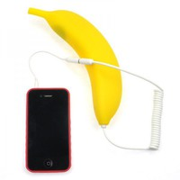 Geek Universal Banana Handset For iPhone