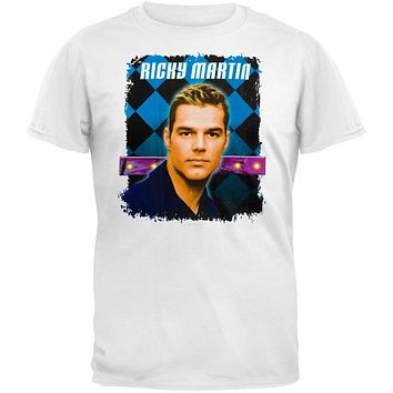 Ricky Martin - Checker Youth T-Shirt