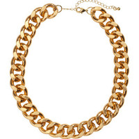 Chain Necklace - from H&M