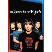 All - American Rejects Poster Flag