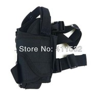 Tactical  Leg Pistol Holster Pouch Bag airsoft sport outdoor bag