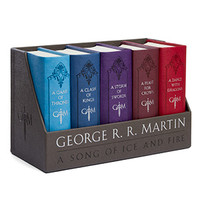 A Song of Ice and Fire Cloth-Bound Boxed Set