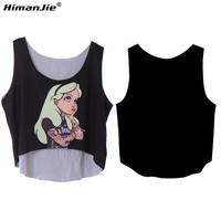 Summer fashion style 2016 Summer Style Tank Top Women Tops Cheap Clothes China Cropped  Sexy Tank Tops Vintage Tops Girls Shirt