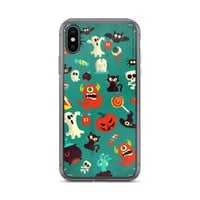 Spooky Tunes iPhone Case