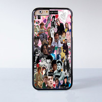 All Stars Collection Plastic Case Cover for Apple iPhone 6 6 Plus 4 4s 5 5s 5c