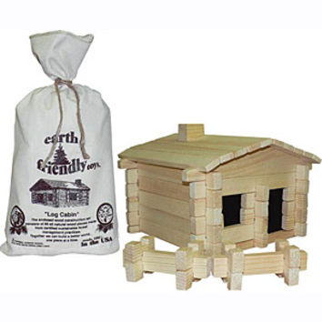 Roy Toy Earth Friendly Tree House blocks