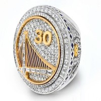 Europe and the United States 2015 NBA Golden State Warriors Curry Championship Rings Men's Rings Jewelry