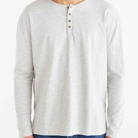 BDG Drop-Tail Henley Tee-