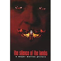 Silence of the Lambs Movie Poster 24x36