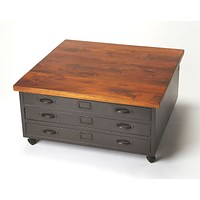 Butler Galvin Industrial Chic Coffee Table
