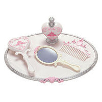 Disney Princess & Me Essentials Vanity Set