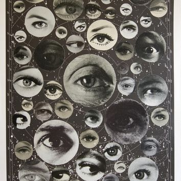 Eye spy Art Print by Steven Quinn
