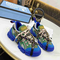 GG SEGA Mens and Womens Double G Daddy Shoes-7