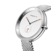 Silver Signature Series Watch