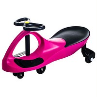 Lil' Rider Wiggle Car Ride on- Hot Pink