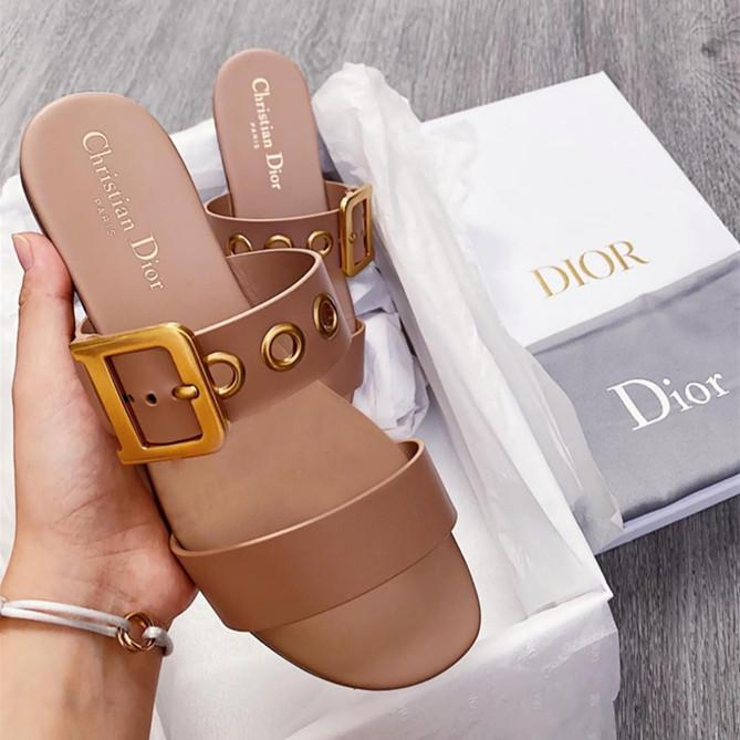 Image of DIOR Fashion casual slippers