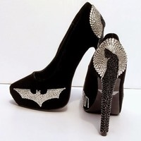 The Dark Knight Heel