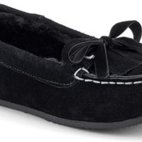 Sperry Top-Sider Holly Slipper BlackSuede, Size 6M  Women's Shoes