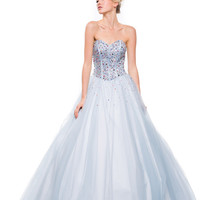PRIMA Glitz GZ1462 Ball Gown Prom Dress - Quinceanera