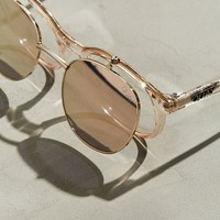 Quay Penny Royal Flip Sunglasses | Urban Outfitters