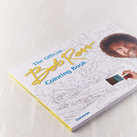 The Bob Ross Coloring Book | Urban Outfitters
