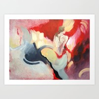2 Art Print by Kelsey Bassin