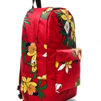 Obey Journey Backpack in Red