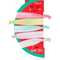 Topshop Exclusive Watermelon Hair Ties - Beauty Brands - Beauty