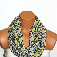 bevy scarf,, That's for you..1. class quality,Infinity Scarf ,bird pattern Scarf,chiffon fabric  Loop Infinity Scarves. Circle Scarf