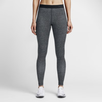 Nike Pro Warm Snow Women's Training Tights Size Large (Black)