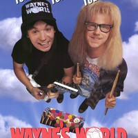 Wayne's World 11x17 Movie Poster (1992)