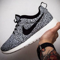 """NIKE"" Women Fashion Running Sport Casual Shoes Sneakers starry sky grey"