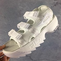 FILA disruptor2 Women Fashion Sandals Beach Shoes