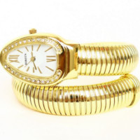Snake burst models fashion watch bracelet watch