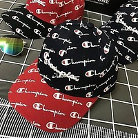 Champion casual breathable men and women couple with the same shade cap F0718-1 #3