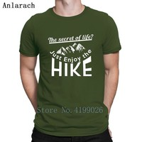 Hiking Shirt Combat Hiker Hikings Mountain Hobby Wander Tshirts Outfit Cotton Character Pop Top Tee Men's T Shirt Loose Comical O Neck Formal KO_15_1