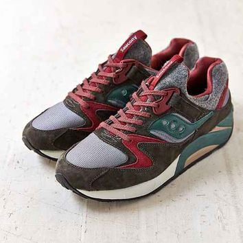 Saucony Limited Edition Italia Grid 9000